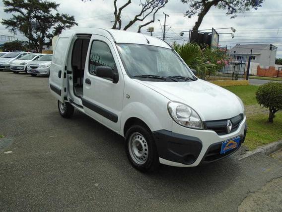Renault Kangoo Express 1.6 16v(packclim)(hi-flex) 4p