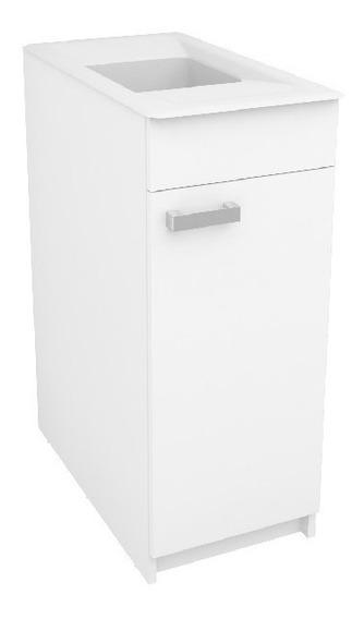 Mueble Casa Lista® Util Lavandería - Módulo Base Para Batea