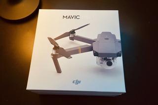 Original Dji Mavic Pro Fly More Combo Drone