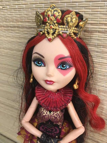 Boneca Ever After High Lizzie Hearts 2012