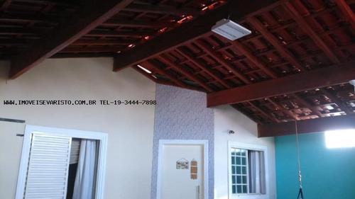 Imagem 1 de 15 de Casa Para Venda Em Limeira, Aguas Da Serra, 2 Dormitórios, 2 Banheiros, 2 Vagas - 4017_1-1402586
