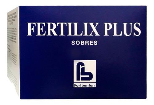 Fertilix Plus Mejorar Calidad Del Semen X 60 Sobres