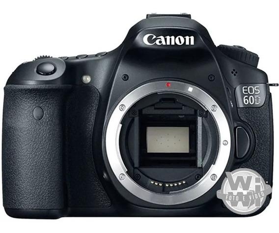 Canon Eos 60d (corpo Usado)