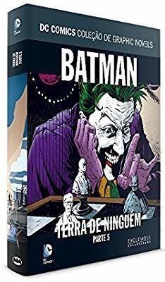 Batman Terra De Ninguém Parte 5 Graphic Novels
