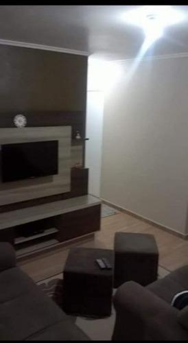 Imagem 1 de 18 de Apartamento 3 Quartos Santo André - Sp - Jardim Do Estádio - Rm390ap