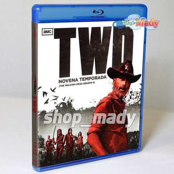The Walking Dead Temporada 9 Blu-ray Región A