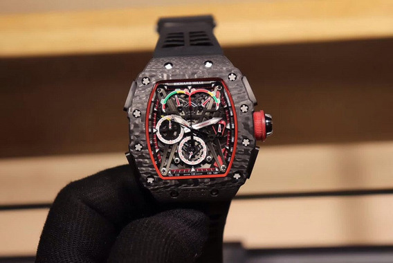Reloj De Lujo Richard Mille Mclaren F1 Automático