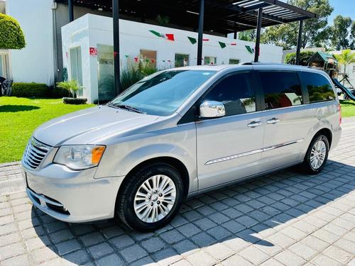 Imagen 1 de 15 de Chrysler Town & Country 2014 Limited