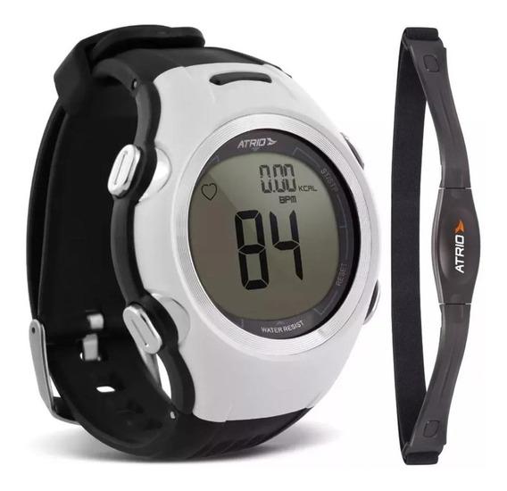 Relógio Monitor Cardíaco Atrio Altius + Cinta Cardíaca Hc008