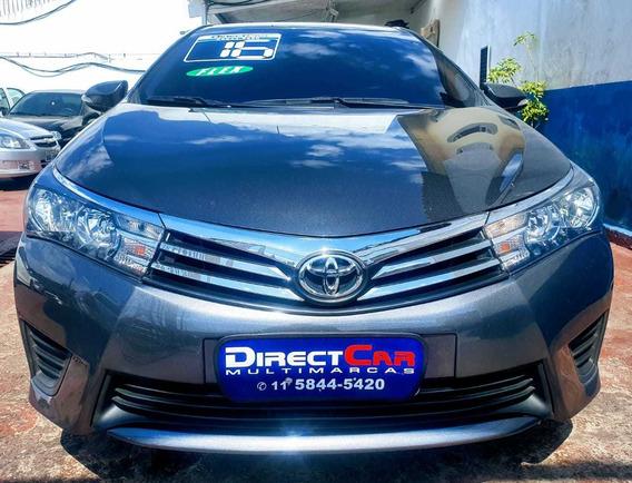 Toyota Corolla 1.8 Gli Flex 4p Automatico