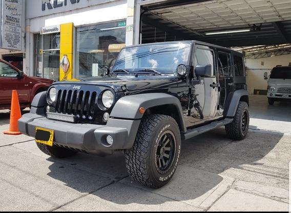 Jeep Wrangler Unlimited 3.600cc 2014