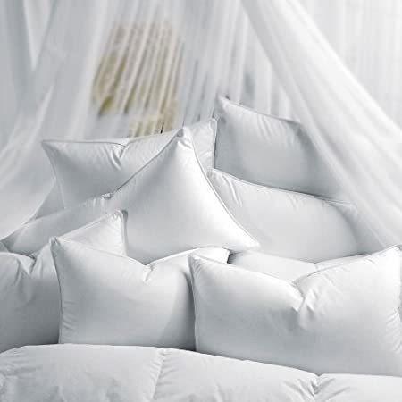 Cuatro (4) Hotel Collection Down Almohadas Para Dormir
