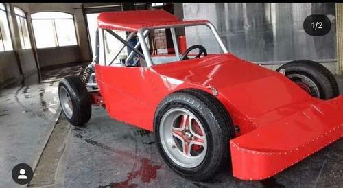 Chasis Para Motor Fiat Ideal Proyecto Arenero O 1/4 Mila