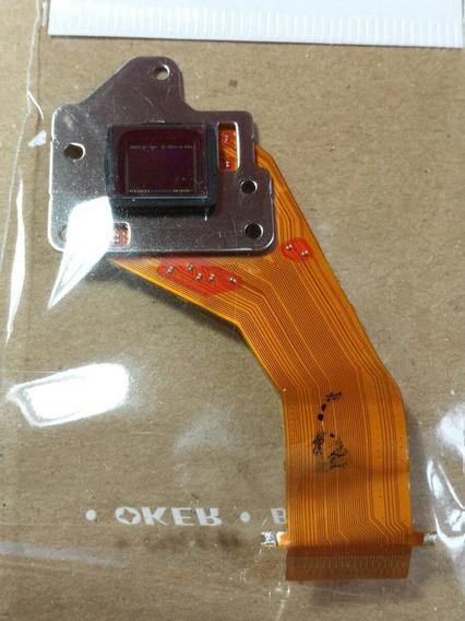 Sensor Lente Ccd Câmera Sony Dsc-h400 Original # D