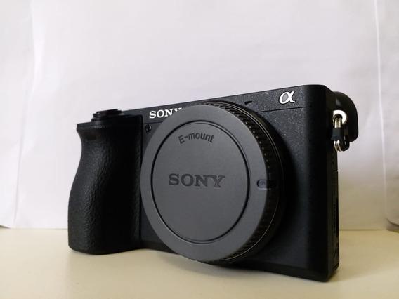 Câmera Sony Alpha A6500 - Somente O Corpo