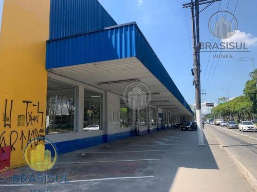 Comercial Para Aluguel, 0 Dormitórios, Jurubatuba - São Paulo - 6866