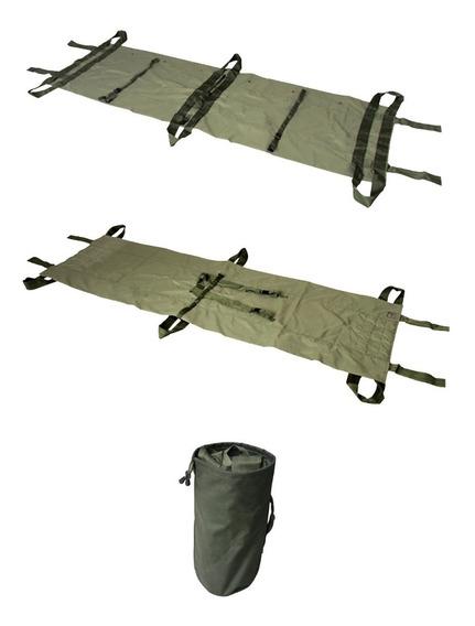 Camilla Militar Portatil Rexponder