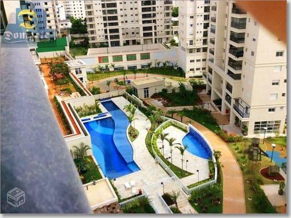 Apartamento Com 135m2 - 3 Suítes - Terraço Gourmet - Área De Lazer De Clube - 2 Vagas De Garagens Para Venda Na Vila Gilda. - Ap10428