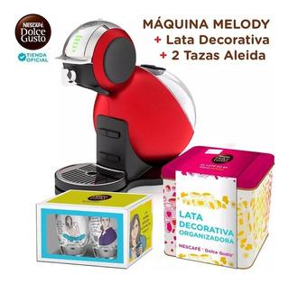 Nescafé®dolce Gusto®máquina Melody Roja®