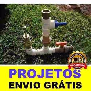 Projeto Carneiro Hidráulico Promoção Frete Grátis