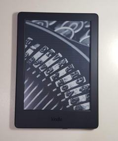 Kindle 8ª Geração - 4gb Tela 6 Wifi Preto