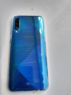 Celular Samsung A50s Seminuevo Con Caja