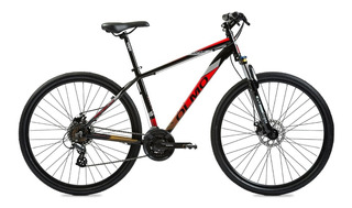 Bicicleta Olmo Safari 290 + Disc Talle 20 Rodado29 Rojo