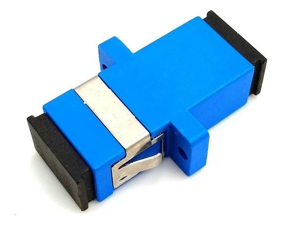 300 Pcs Adaptador Sc Upc De Fibra Óptica Acoplador