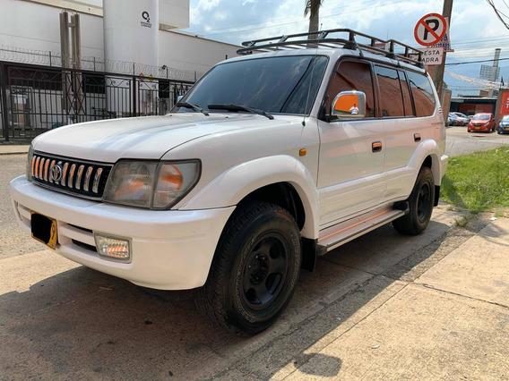 Toyota Prado Vx At 3400cc Aa Gas Gasolina 7p Full