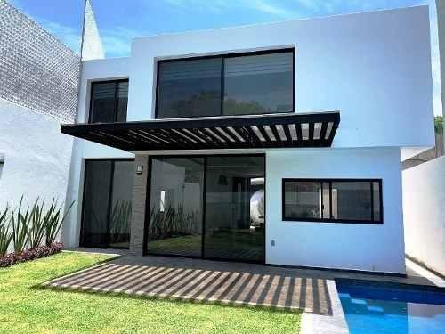 B3226 - ¡nueva! Hermosa Casa Estilo Moderno