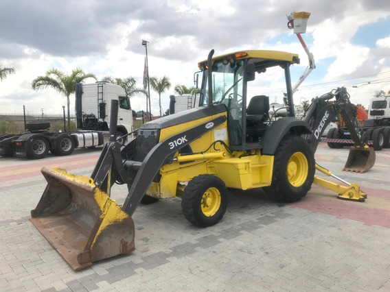 Retroescavadeira John Deere 310k - 2013 = New Hollando Lb95