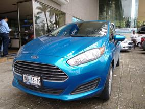 Ford Fiesta 2016 Estandar Credito