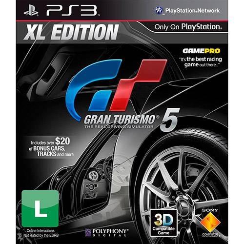 Gran Turismo 5 Xl Edition - Ps3