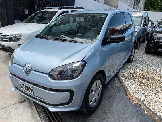 Volkswagen Up! 1.0 Move Up! 75cv 3 P Con Gnc 5ta.generacion