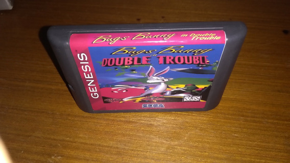 Bugs Bunny Double Trouble - Mega Drive Paralelo