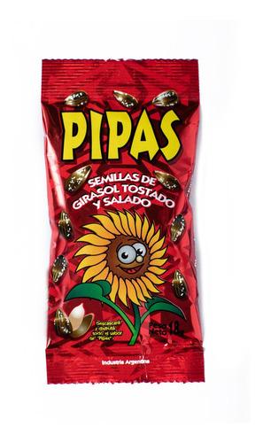 Pipas Saladas X30u Semillas De Girasol -oferta X Vencimiento
