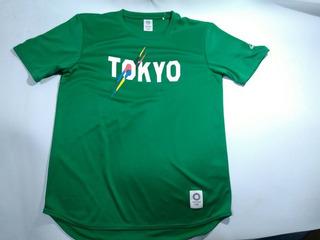 Playera Asics Olimpiadas Tokio 2020 Talla M