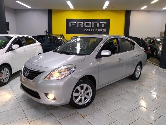 Nissan Versa 1.6 Sl 16v 2013