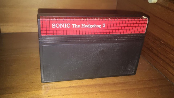 Sonic The Hedgehog 2 - Master System - Desconto No Lote