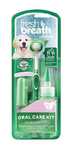 Imagen 1 de 1 de Oral Care Kit For Puppy Dogs Unico
