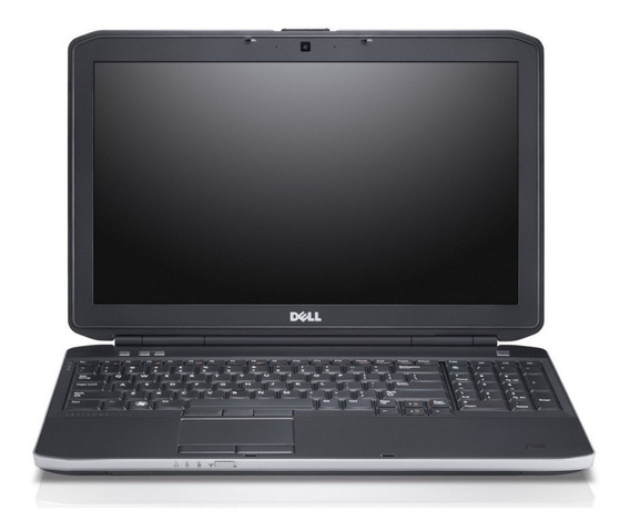 Notebook Dell E5530 Core I5 4gb Ssd120 15.6