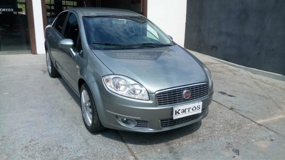 Fiat Linea 1.8 16v Absolute Flex Dualogic 4p 2014