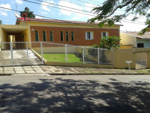 Casa A Venda No Bairro Jardim Da Serra Em Jundiaí - Sp.  - 1785-1