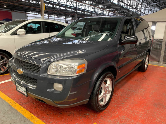 Chevrolet Uplander Extendida Aut Ac Dvd 2008