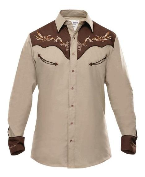 Camisa Rafael Amaya Vaquera Señor De Los Cielos 048ca01