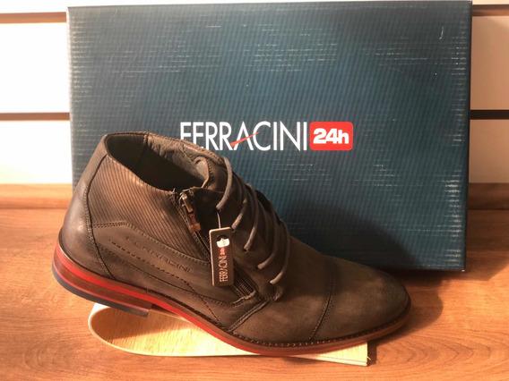 Sapato Masculino Ferracini 24h Classic - Gil Calçados