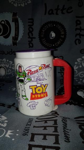 Vaso Toy Story Pizza Planet Coca Cola Disney