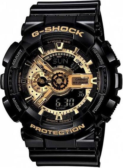 Relógio Casio G-shock Ga-710gb-1adr Original