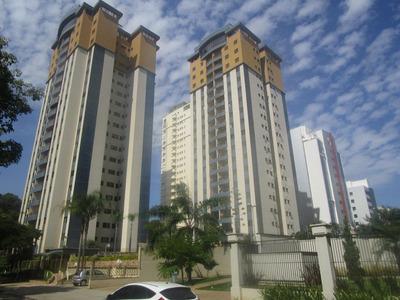 Excelente Apartamento Com 78m², São 2 Dormitórios (1 Suíte) Por R$ 1.600/mês - Jardim Aquarius - São José Dos Campos/sp - Ap2199