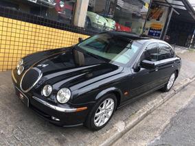Jaguar Stype 00 Blindado Xtype Xk Xj6 Bmw Mercedes Amg 63 Ss